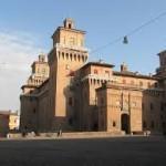 Dormire a Ferrara spendendo poco- Il Castello di Ferrara