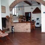 Dormire a Ferrara spendendo poco- Alloggio-agriturismo Torre Del Fondo - Soggiorno