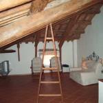 Dormire a Ferrara spendendo poco - Alloggio-agriturismo Torre Del Fondo - mansarda